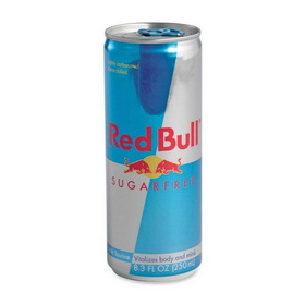 Red Bull Sugar Free Energy Drink, Original - 8.3 fl oz - Ready-server - 24 / Carton - Assorted, Price/CT
