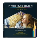 Prismacolor Verithin Colored Pencil, Assorted Lead - Assorted Barrel - 24 / Set