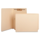 Sparco End Tab File Folder, Letter - 8.50