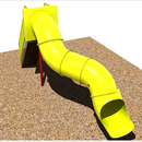 SportsPlay 902-295 Independent S-Tube Slide