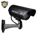 Streetwise Security Products SWDC1100B 5 Inch IR Dummy Camera Black
