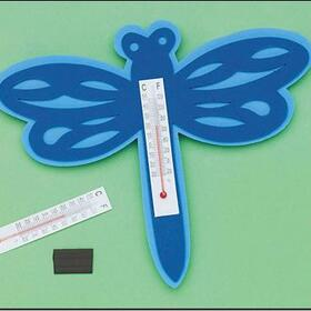Dragonfly Thermometer© (pk/12), Price/per pack