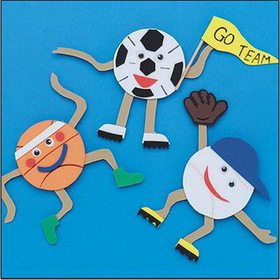Team Sports Magnets (pk/12), Price/per pack