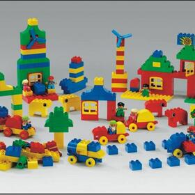 LEGO Town Set, 215 pcs., Price/per set