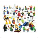 Lego Community Mini Figure Set