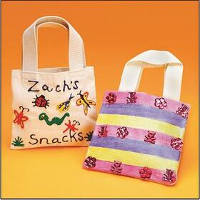 Color-Me Mini Tote (Pk/12), Price/per pack
