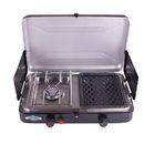 Stansport 206-100 Compact Propane Stove and Grill