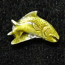 Siskiyou Buckle PN1013E Collector Pin - Trout