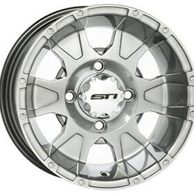 STI ATV Wheels STW12GM10 G8 Gun Metal