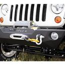 Tera Flex Suspension TER4653100 RockGuard Epic Winch Mount Front Bumper with D-ring Mounts