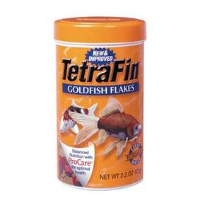 Tetrafin Goldfish Food 3.53oz