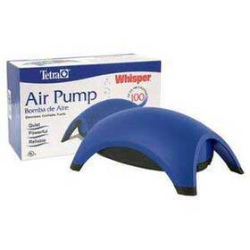 Whisper 100 Air Pump (new Design Ul Approved)