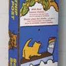 Cardboard Cat Scratcher Post