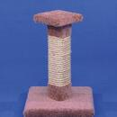 "Kitty Cactus 18"" Cat Post W/sisal & Top"