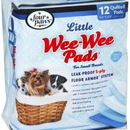 Four Paws Little Dog Wee Wee Pads 12 count 16.5