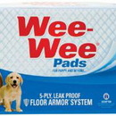 Four Paws Wee Wee Pads 100 Count Bag 22