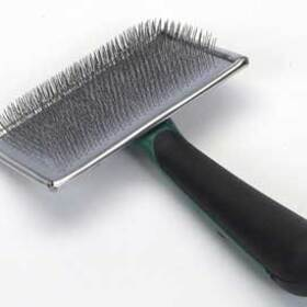 Safari Brush Soft Slicker Medium 3 - 5/8""
