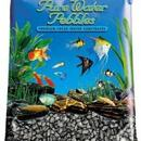Nature's Ocean Pure Water Pebble Frost Black 5lb 6pk