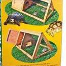 Tortoise Play Pen 39.5 X 19 X 16""