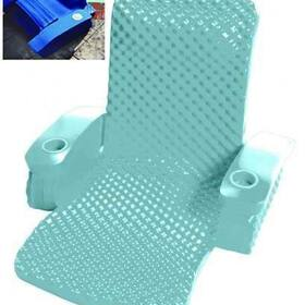Texas Recreation 6370128 Baja Floding Chair, Aquamarine