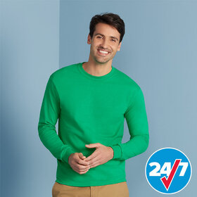 Gildan 2400 Ultra Cotton Long-Sleeve Tee