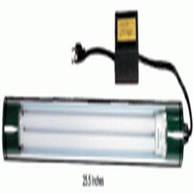 "HALOGEN 9585500 Model No: FLP-5500, Watts: 55, Lgth: 25.5"", Lumen Rating: 4800, Rated Hours: 10,000"