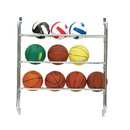 Trigon Sports BRACKW Wall Mounted Ball Storage Rack