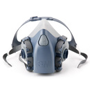 3M 3084B 3M 7500 Series Half Facepiece Reusable Respirator, Small