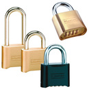 Master Master Lock Combination Padlocks - Keyed Differently