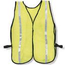 Seton Security Safety Vests- Reflective Stripes Non-Compliant Poncho Style Safety Vest - 85464