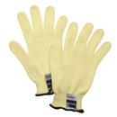 Sperian BB444 Sperian Perfect Fit Aramid Kevlar Gloves, Size: Men's