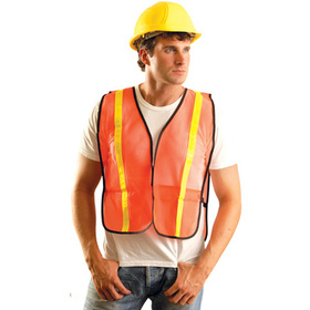 OccuNomix OccuLux Non-ANSI Value Vests with Tape, BB826, Price/Each
