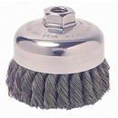 Weiler Weiler - General-Duty Knot Wire Cup Brushes - EEE87