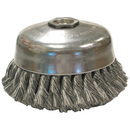 Seton Anderson Brush - Knot Wire Cup Brushes-Single Row-US Series - GG102