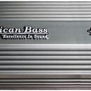 HD2500 American Bass 2500W HD Series Amplifier
