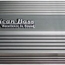 HD3500 American Bass 3500W HD Series Amplifier