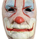 Trick Or Treat Studios TOT-CD101-C Adult Costume Face Mask Old Clown