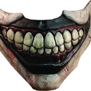 Trick Or Treat Studios TOT-JMFOX101-C American Horror Story Adult Costume Face Mask Twisty the Clown Mouth Attachment
