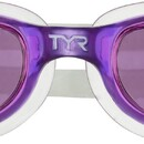 TYR LGFX4M Technoflex 4.0 Small Mirrored Goggles