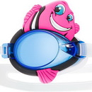 TYR LGQHFSH Kid's CharacTYR Happy Fish Goggles