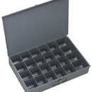 Durham Mfg 102-95 Large Scoop Compartment Boxes, 24 Compartment
