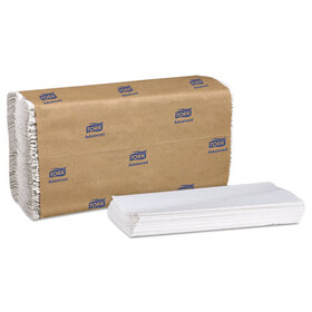 C-Fold Towels, White, 12-3/4 x 10-1/8, 1-Ply, 150/Pack, 16 Packs/Carton, Price/CT
