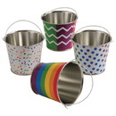 US TOY TU228 Rainbow Party Buckets