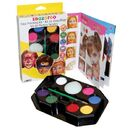 Snazaroo 1180010 Primary Face Painting Kit
