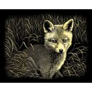 Reeves PPCF44 Gold Foil Fox Cub