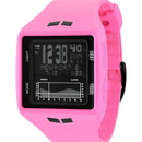 Vestal BRG015 Brig Watch - Hot Pink/Black
