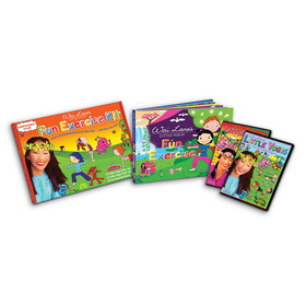 Wai Lana Little Yogis Fun Exercise Kit