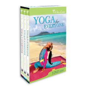 Wai Lana Yoga for Everyone Tripack