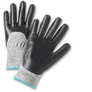 West Chester Black over knuckles Nitrile Gray Dyneema Fiber Gloves