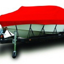 Westland RK6750R Rinker 310 Fiesta Vee No Arch I/O, Solution Dyed Polyester